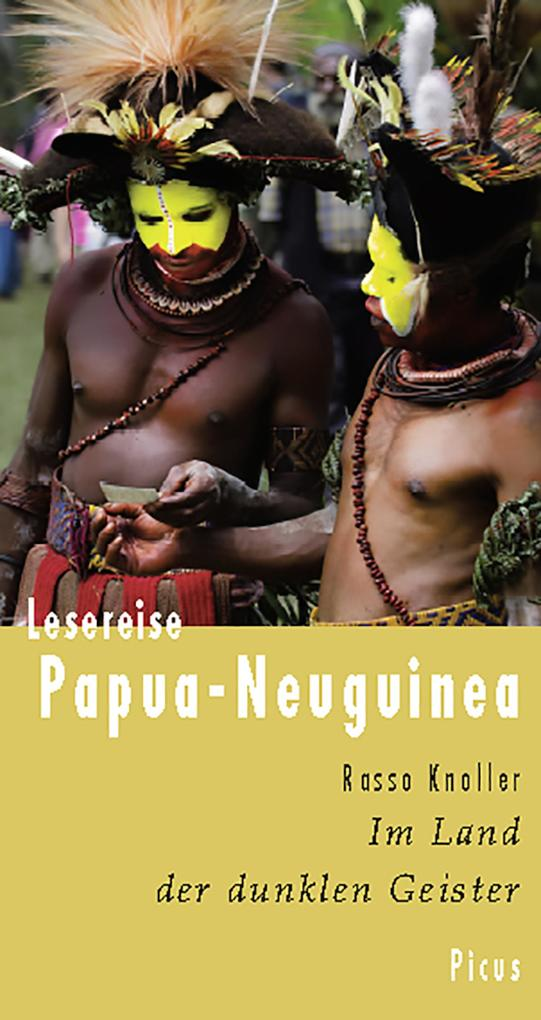 Lesereise Papua-Neuguinea als eBook Download vo...