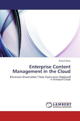 Enterprise Content Management in the Cloud als ...