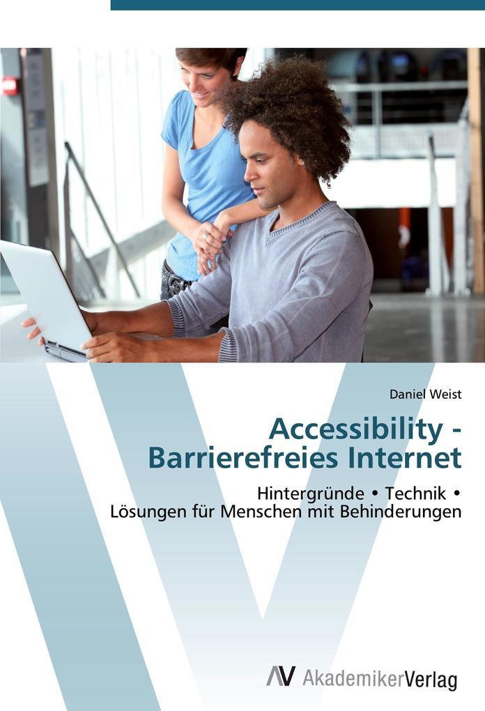 Accessibility - Barrierefreies Internet als Buc...