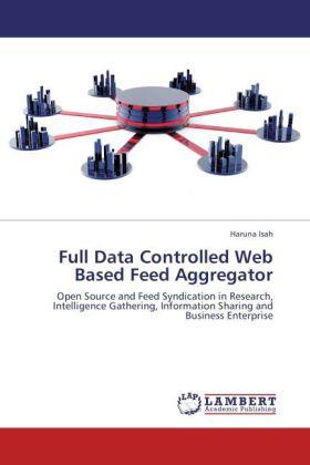 Full Data Controlled Web Based Feed Aggregator ...
