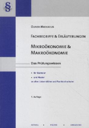 Mikroökonomie & Makroökonomie als Buch von Oliv...