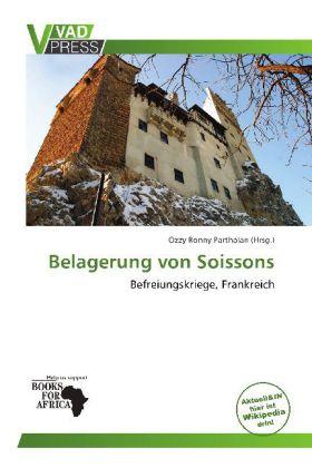 Belagerung von Soissons als Buch von