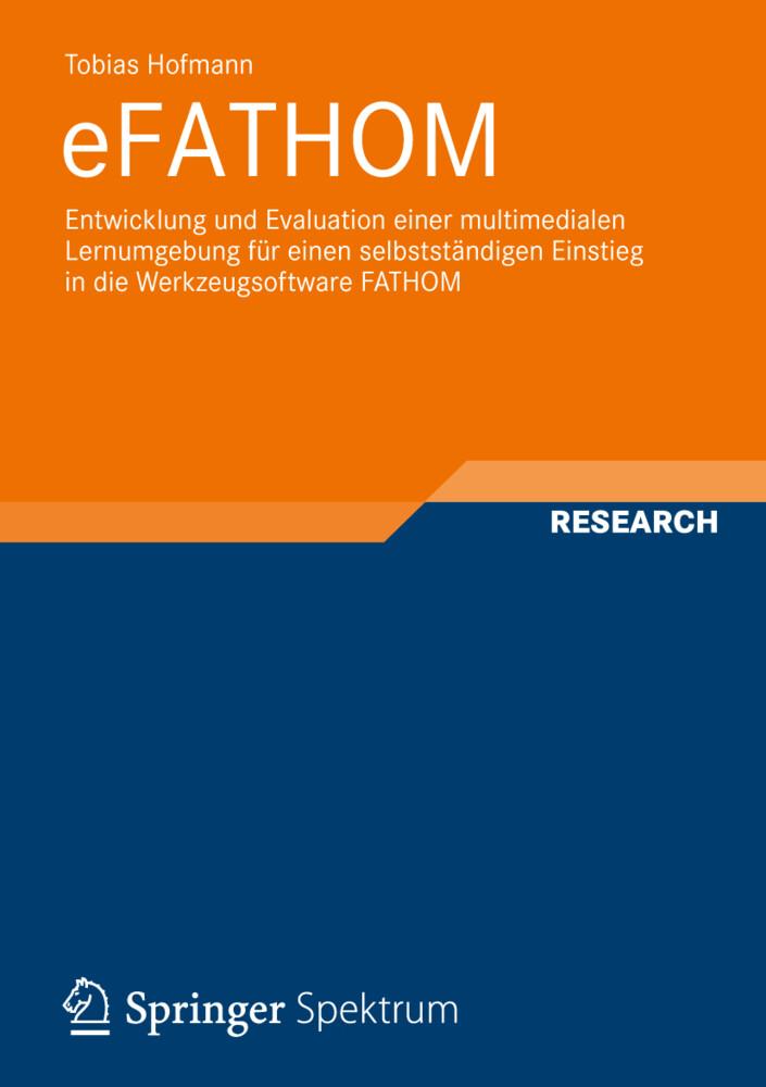 eFATHOM als Buch von Tobias Hofmann