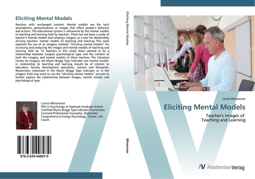 Eliciting Mental Models als Buch von Lorna Mine...