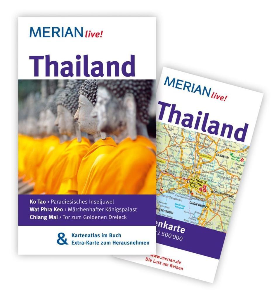 Thailand als Buch von Thomas Barkemeier