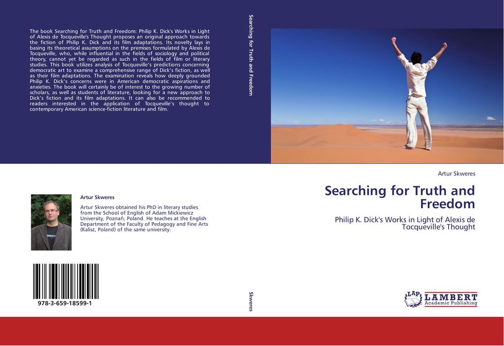 Searching for Truth and Freedom als Buch von Ar...