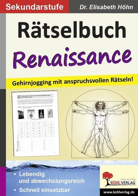 Rätselbuch Renaissance als Buch von Elisabeth Höhn