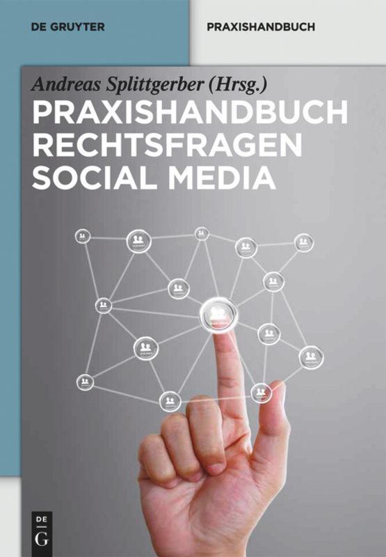 Praxishandbuch Rechtsfragen Social Media als Bu...
