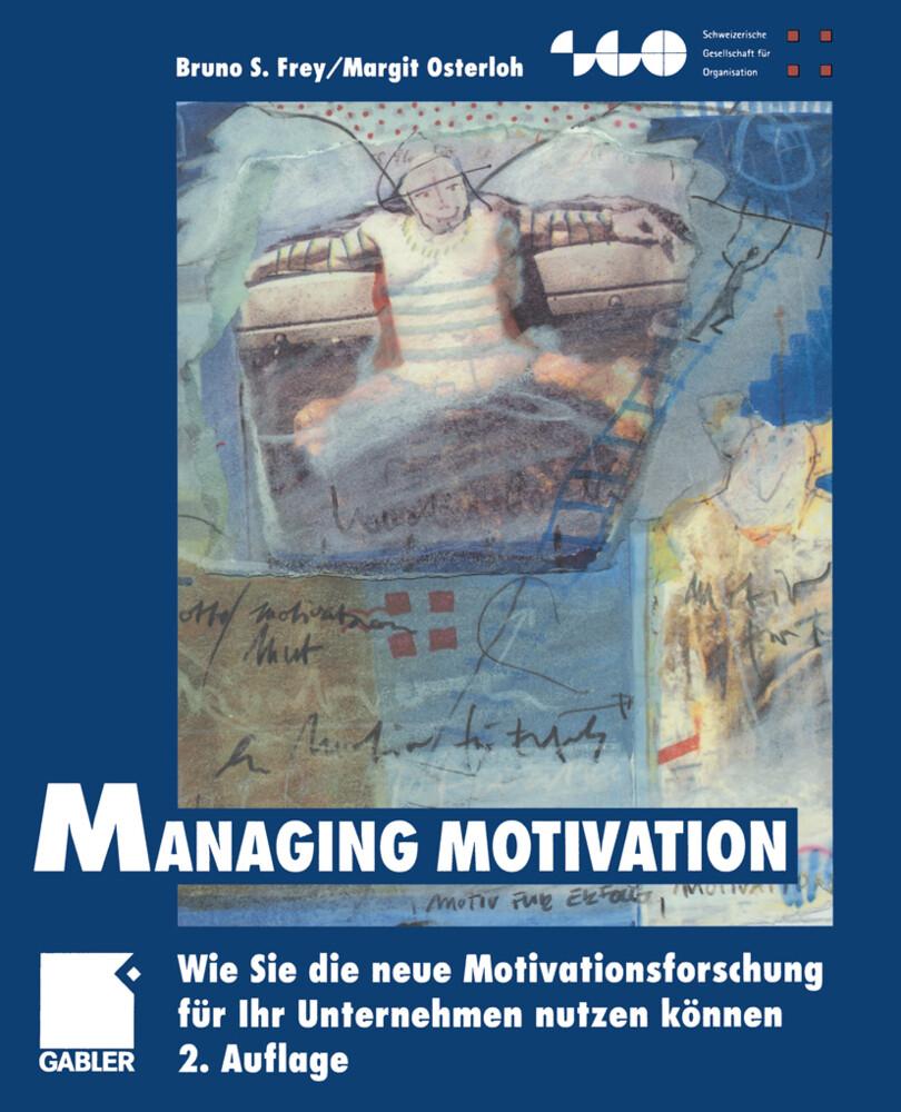 Managing Motivation als Buch von