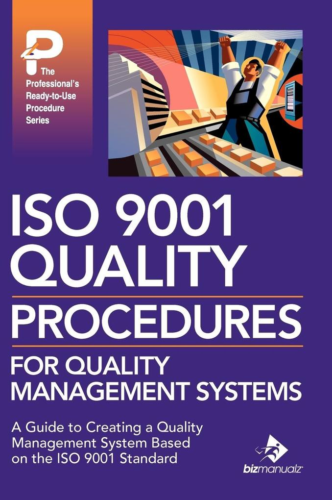 ISO 9001 Quality Procedures for Quality Managem...