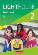 English G LIGHTHOUSE 02: 6. Schuljahr. Workbook mit Audio-Materialien