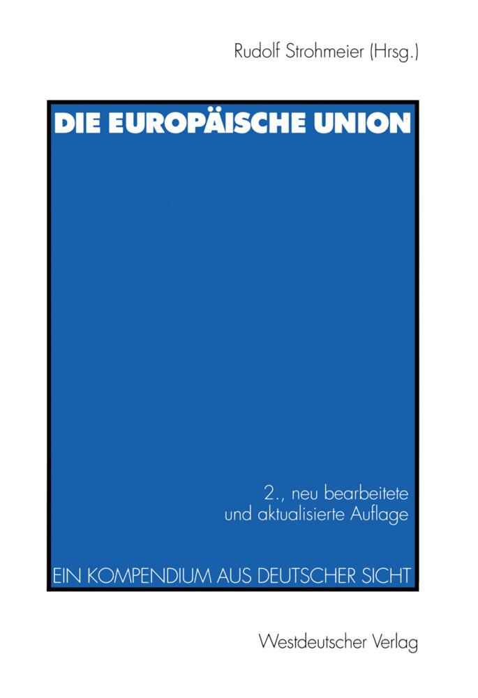 Die europäische Union als Buch von