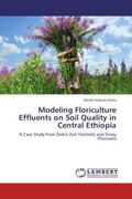 Modeling Floriculture Effluents on Soil Quality in Central Ethiopia