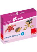 Schubicards Anlaute Kartensets 1
