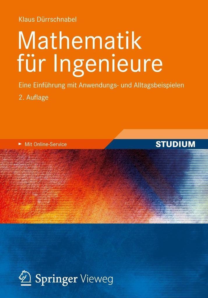 Mathematik für Ingenieure als Buch von Klaus Dü...