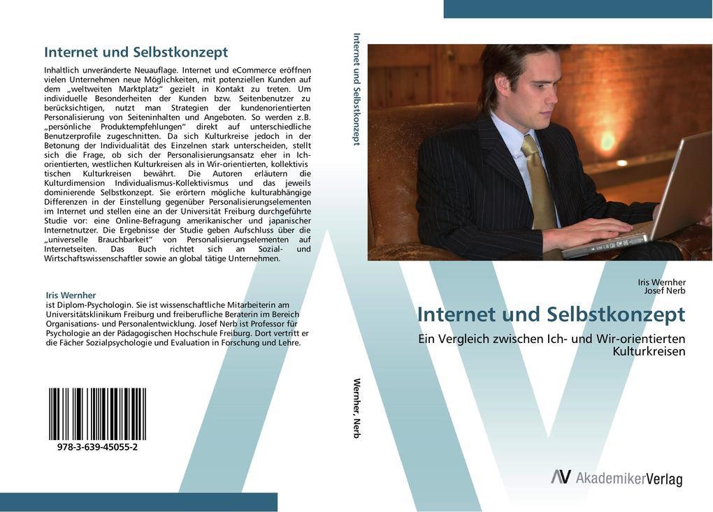 Internet und Selbstkonzept als Buch von Iris We...