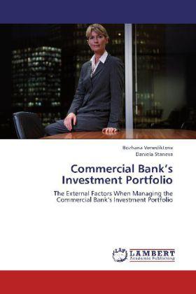 Commercial Bank´s Investment Portfolio als Buch...