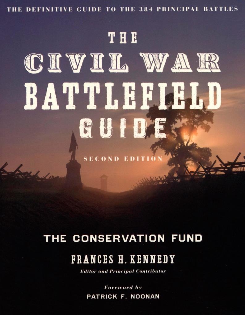 Civil War Battlefield Guide als eBook Download von