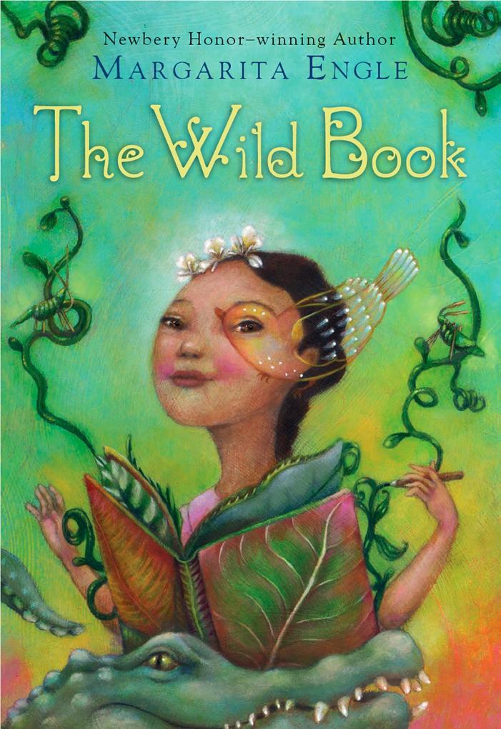 Wild Book als eBook Download von Margarita Engle