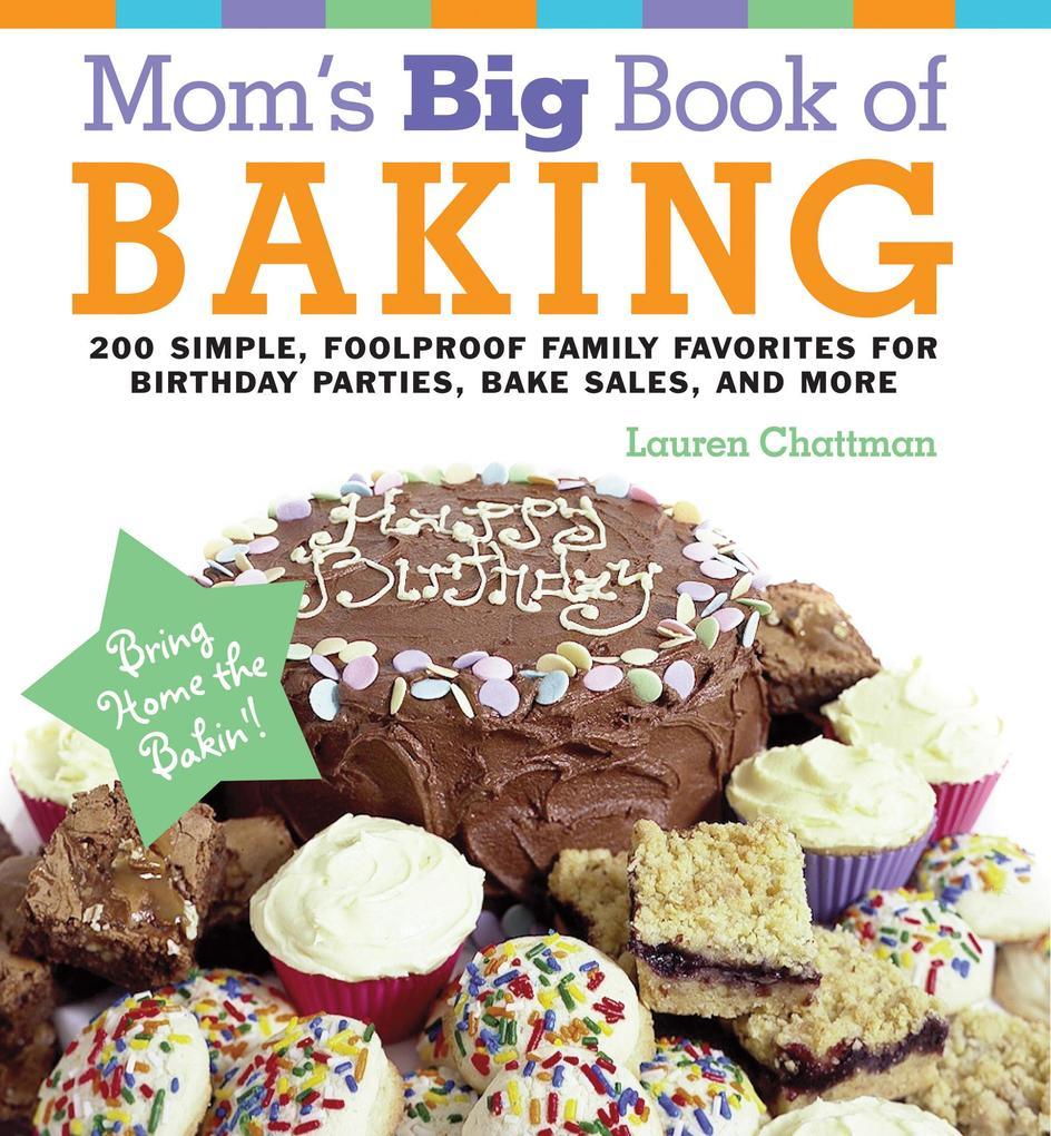Mom´s Big Book of Baking als eBook Download von...