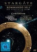 Stargate Kommando SG-1 - komplette Serie, 62 DVDs