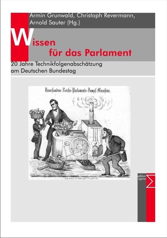 Wissen für das Parlament als Buch von
