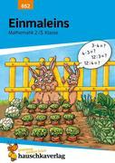 Einmaleins Mathematik 2./3. Klasse