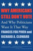 Why Americans Still Don't Vote