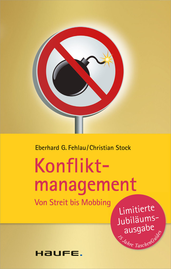 Konfliktmanagement als eBook Download von Chris...