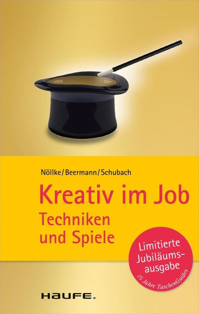 Kreativ im Job als eBook Download von Matthias ...