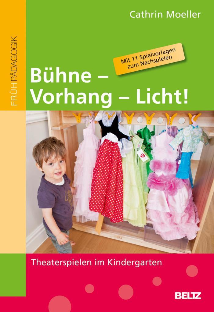 Bühne ´ Vorhang ´ Licht! als eBook Download von...