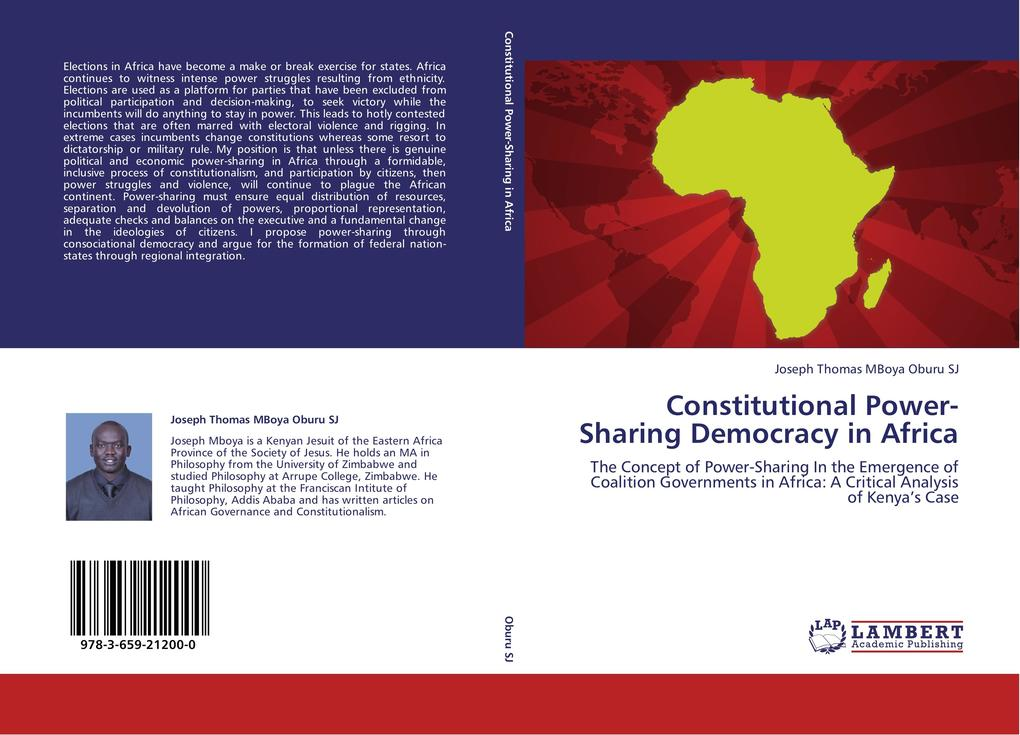 Constitutional Power-Sharing Democracy in Afric...