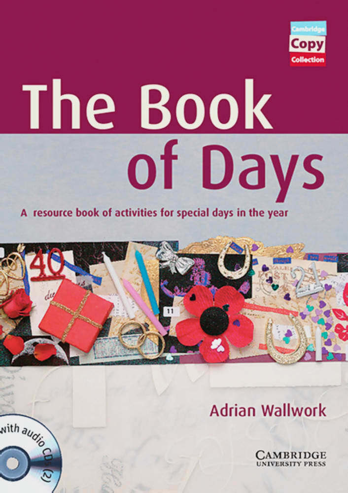The Book of Days als Buch von Adrian Wallwork