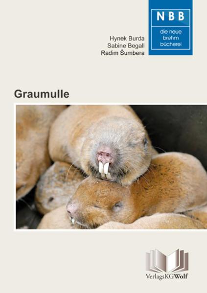 Graumulle - Cryptomys und Fukomys als Buch