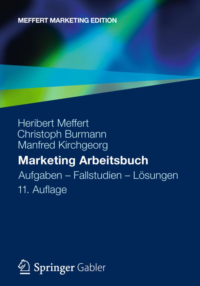 Marketing Arbeitsbuch als Buch