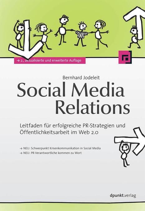 Social Media Relations als Buch von Bernhard Jo...