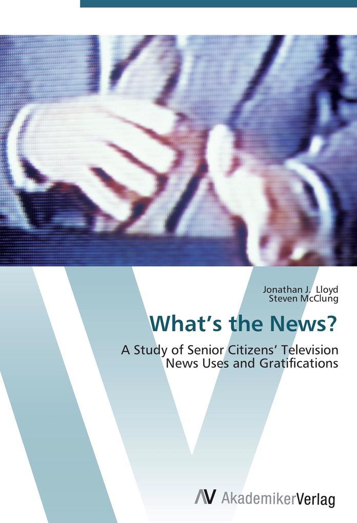 What´s the News? als Buch von Jonathan J. Lloyd...