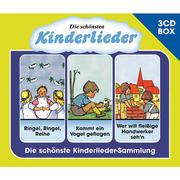 Die schönsten Kinderlieder - Liederbox Vol.2