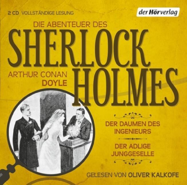 Die Abenteuer des Sherlock Holmes: Der Daumen d...