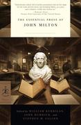 Essential Prose of John Milton PB