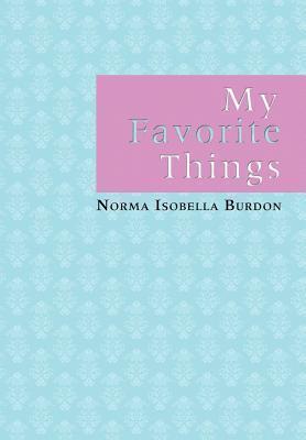 My Favorite Things als Buch von Norma Isobella ...