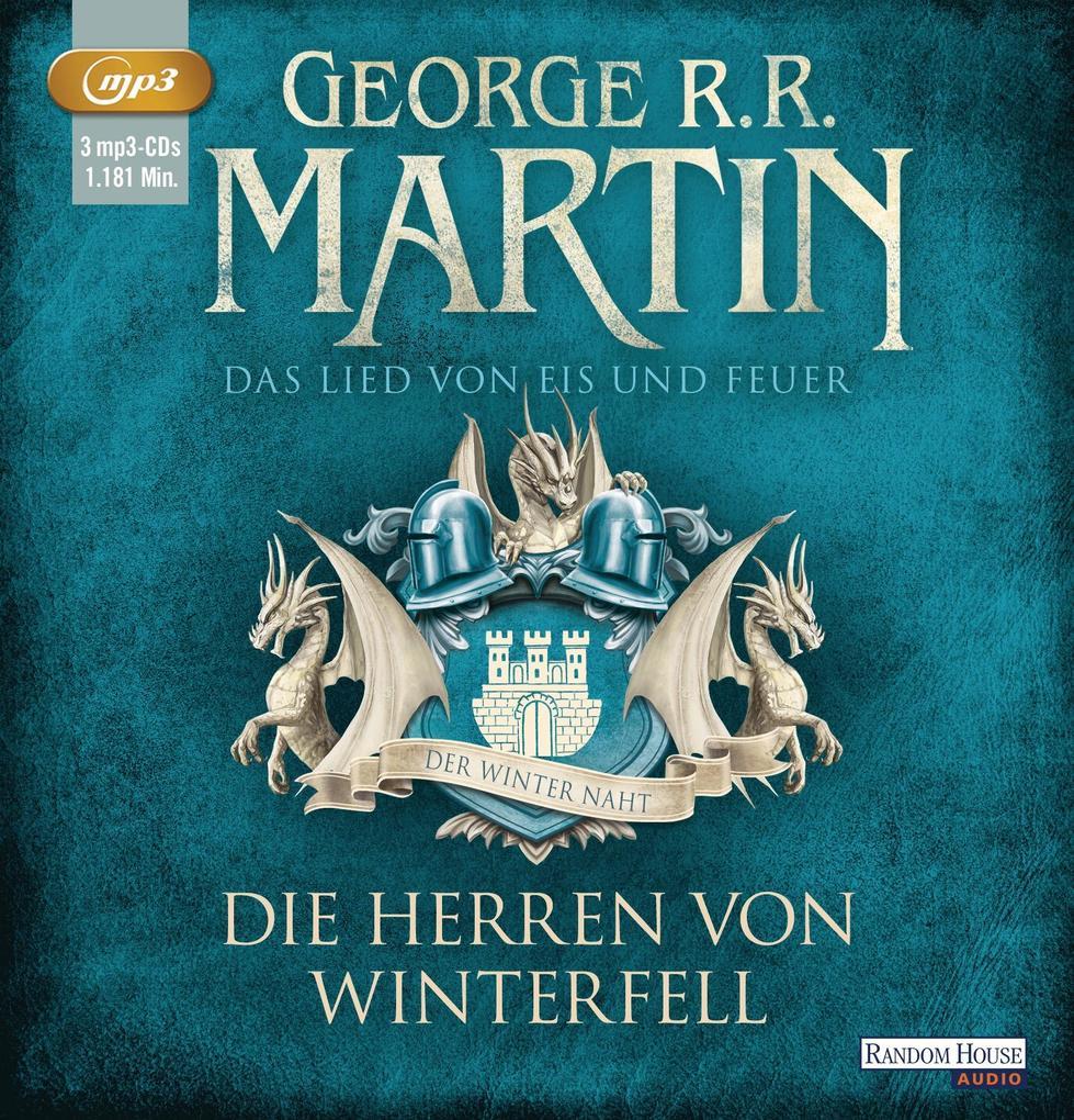 Das Lied von Eis und Feuer 01. Die Herren von Winterfell als Hörbuch
