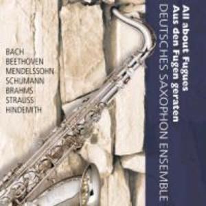 Aus den Fugen geraten-Musik für Saxophon