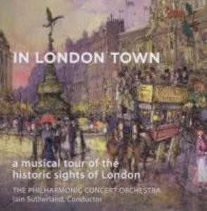In London,A Musical Tour Of The Historic Sights O