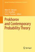 Prokhorov and Contemporary Probability Theory