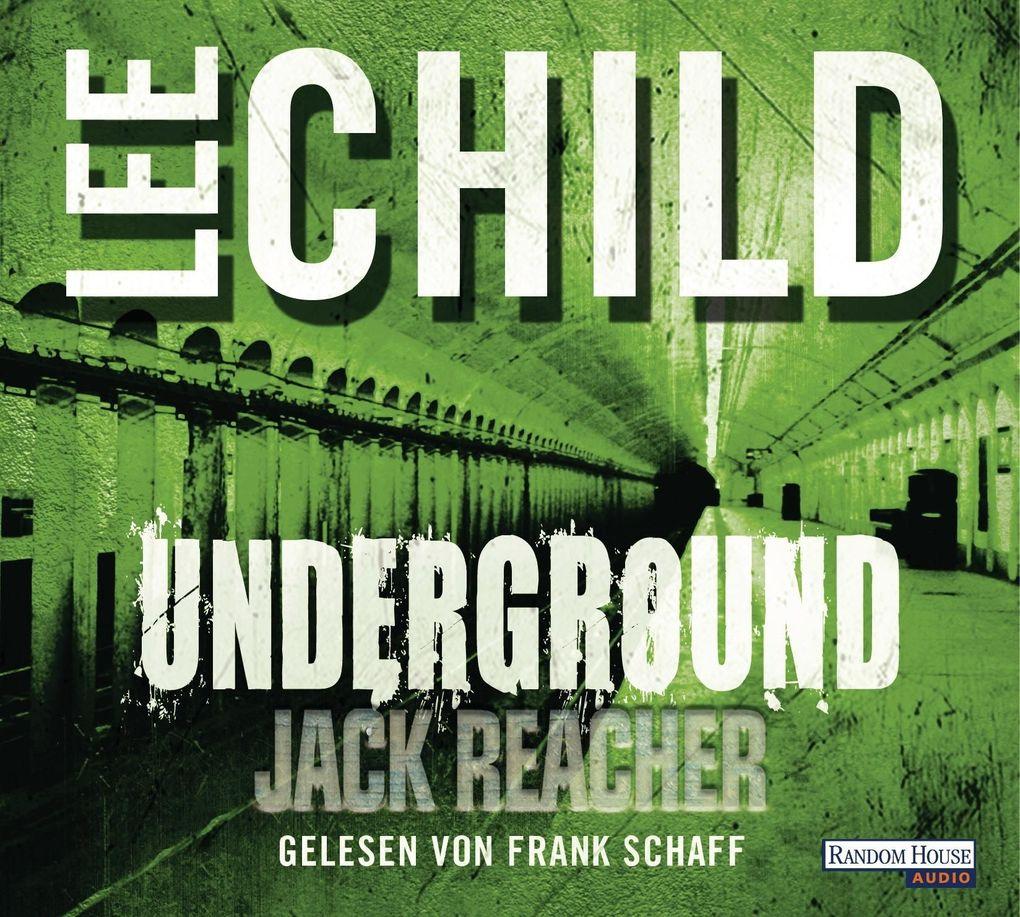 Underground als Hörbuch Download