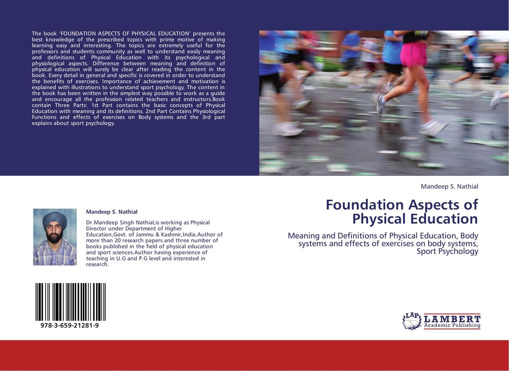 Foundation Aspects of Physical Education als Bu...