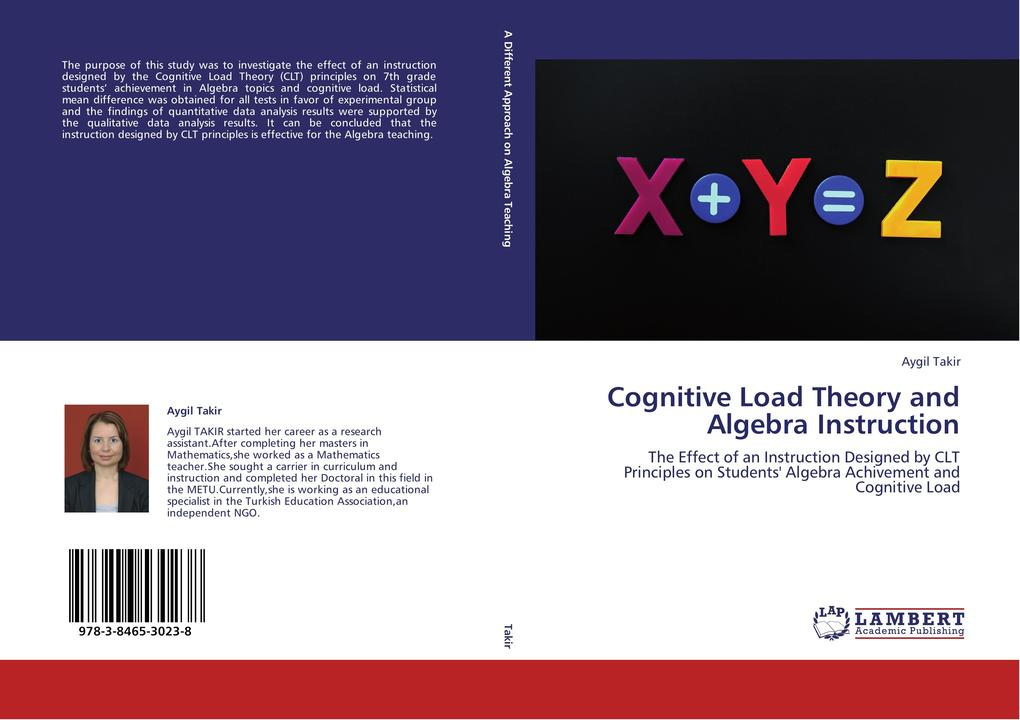 Cognitive Load Theory and Algebra Instruction a...