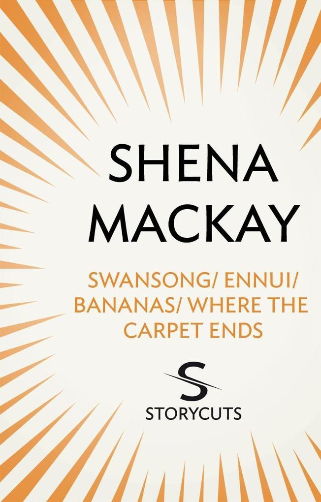 Swansong / Ennui / Bananas / Where the Carpet E...