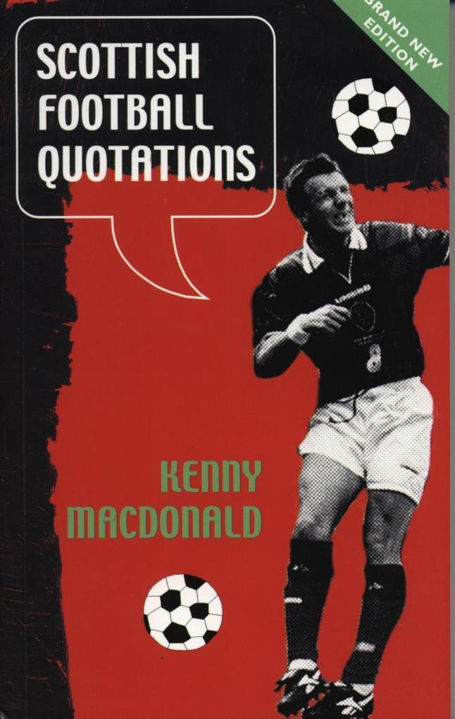 Scottish Football Quotations als eBook Download...